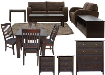 13 Piece Furniture Rental Combo