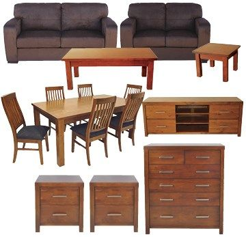 15 Piece Furniture Rental Combo