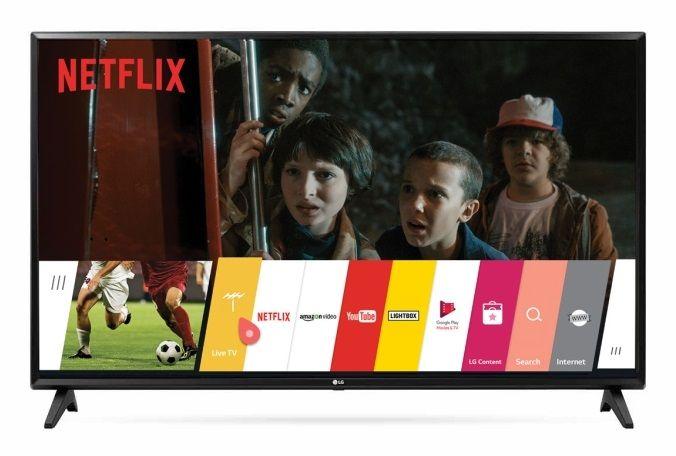 """42"""" Smart TV"""