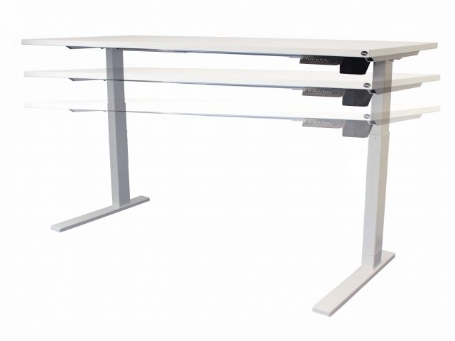 Height Adjustable Stand Up Desk