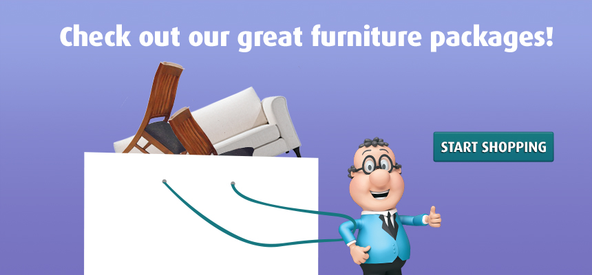 Check out our great furniture packages
